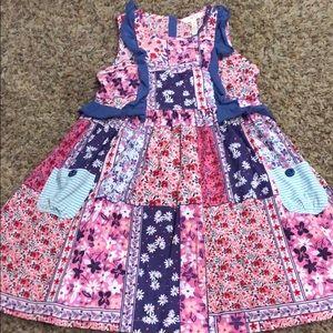 Pottery class dress